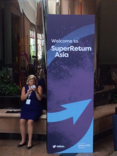 SuperReturn Asia, September 2017
