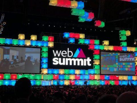Web Summit, Lisbon, November 2018