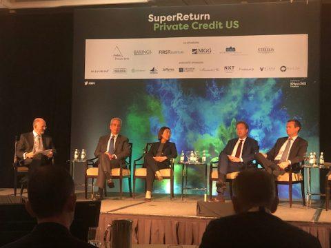 SuperReturn Private Credit US, Chicago, Oct. 2019
