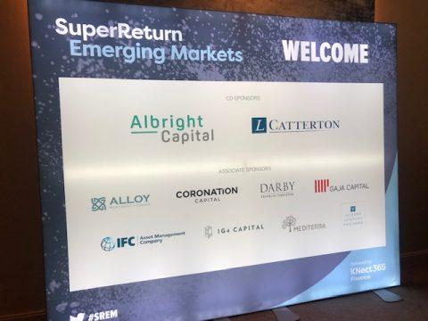 SuperReturn Emerging Markets, Amsterdam, June 2019