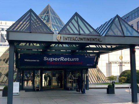 SuperReturn International, Berlin, Feb. 2019