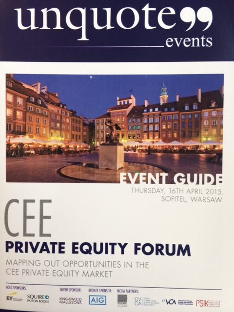 Cee Private Equity Forum